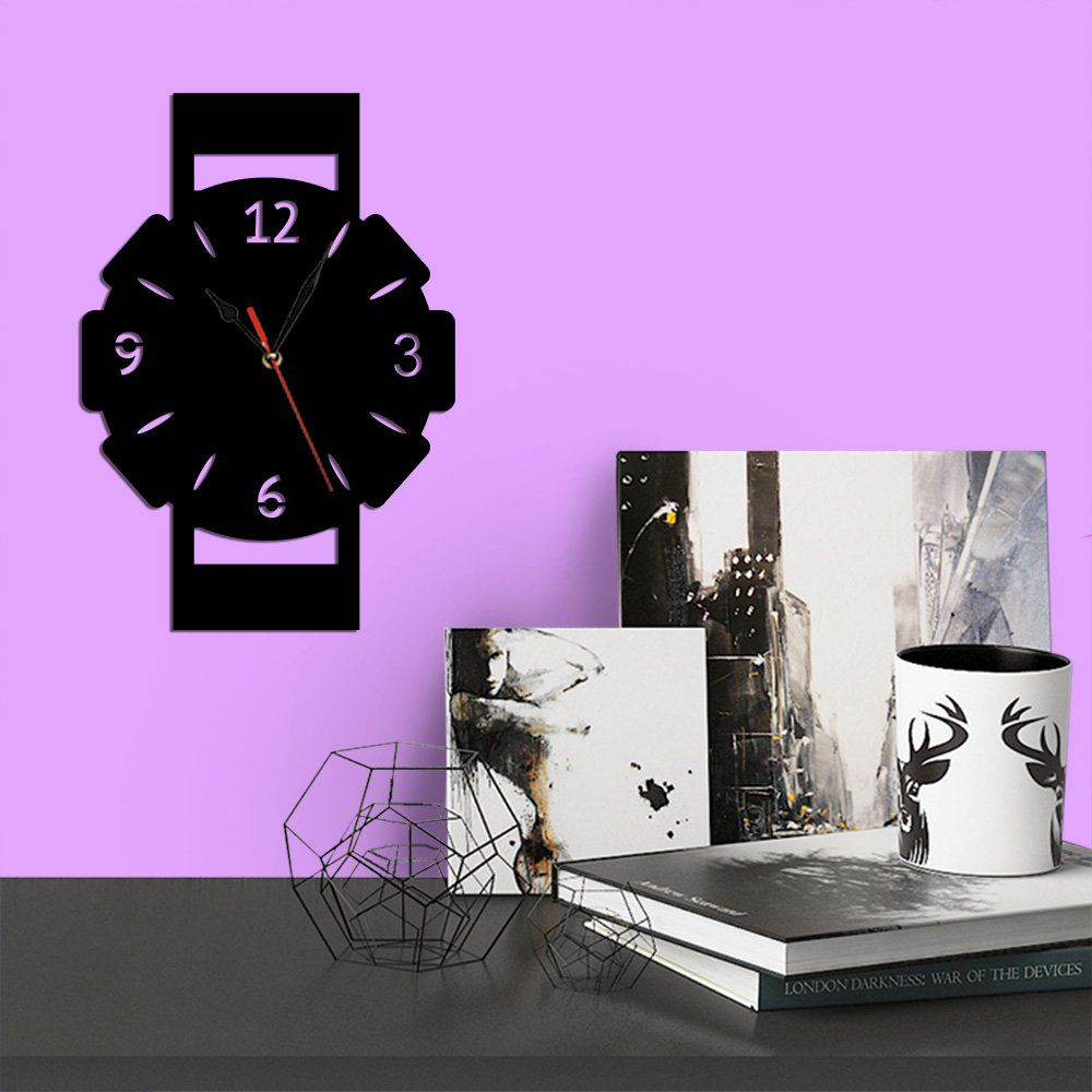 Relógio Decorativo Pulso