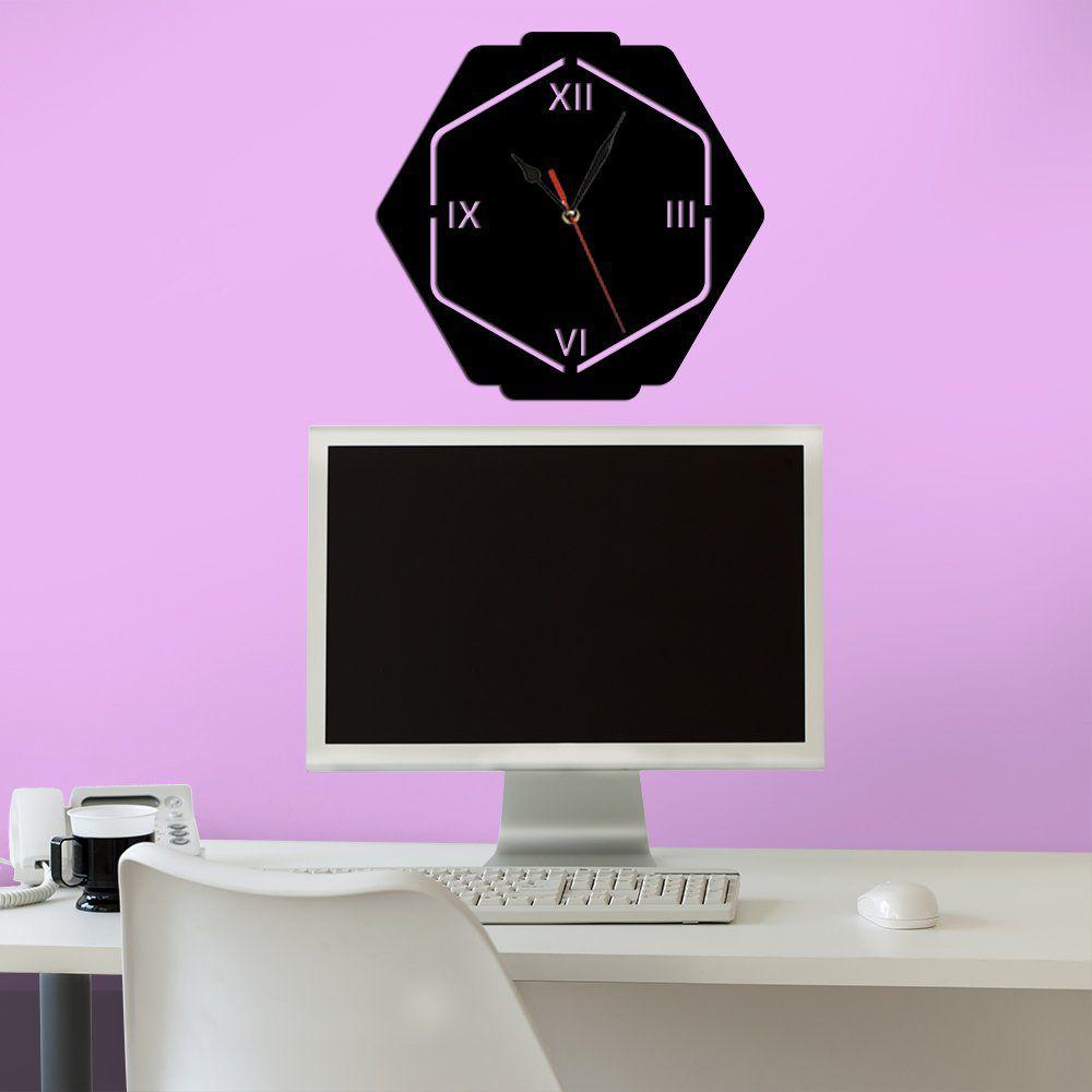Relógio Decorativo Retrô