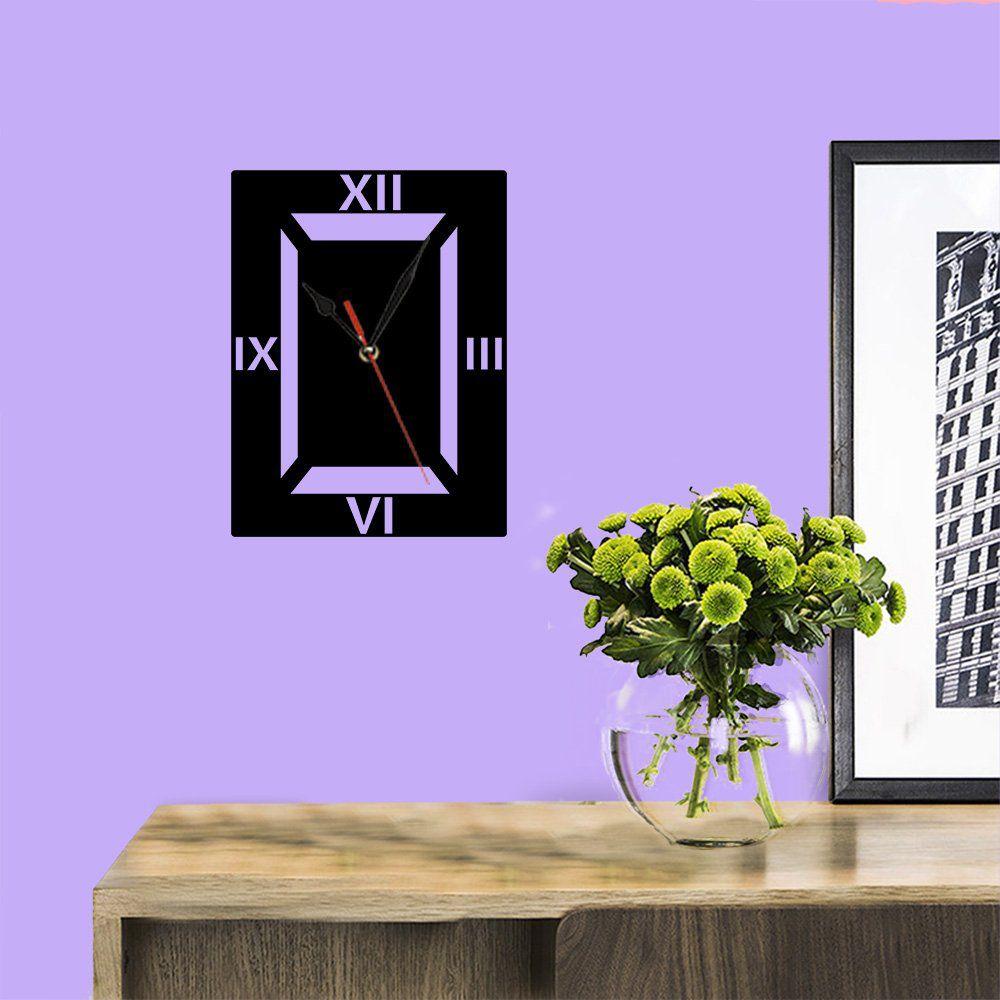 Relógio Decorativo Romano