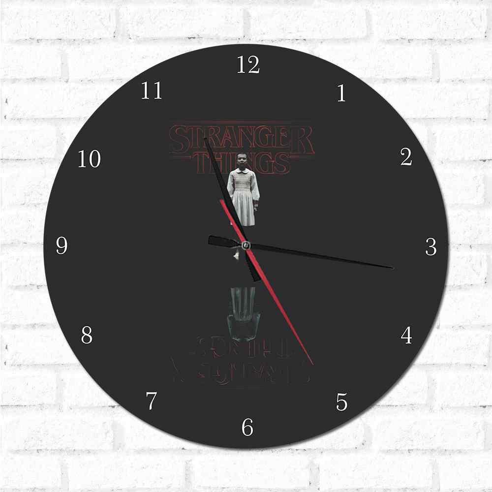 Relógio Decorativo Stranger Things 2