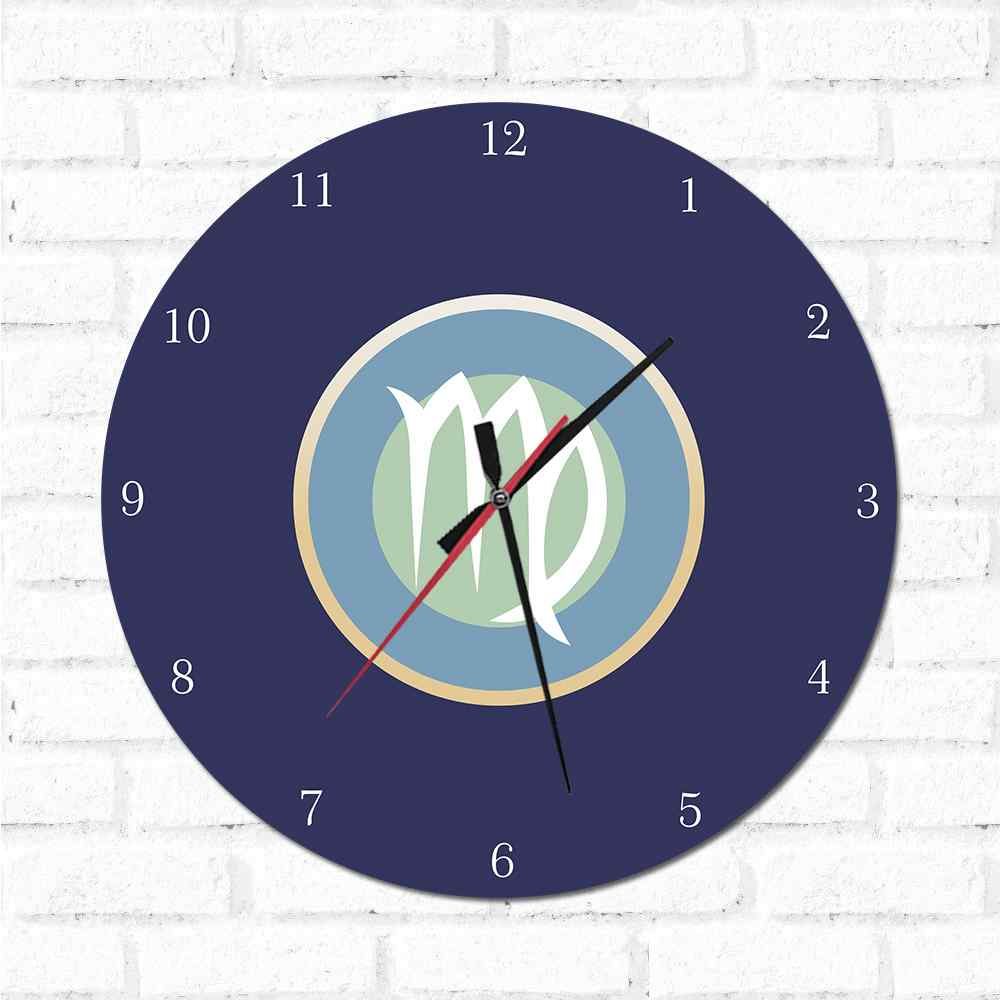 Relógio Decorativo Virgem