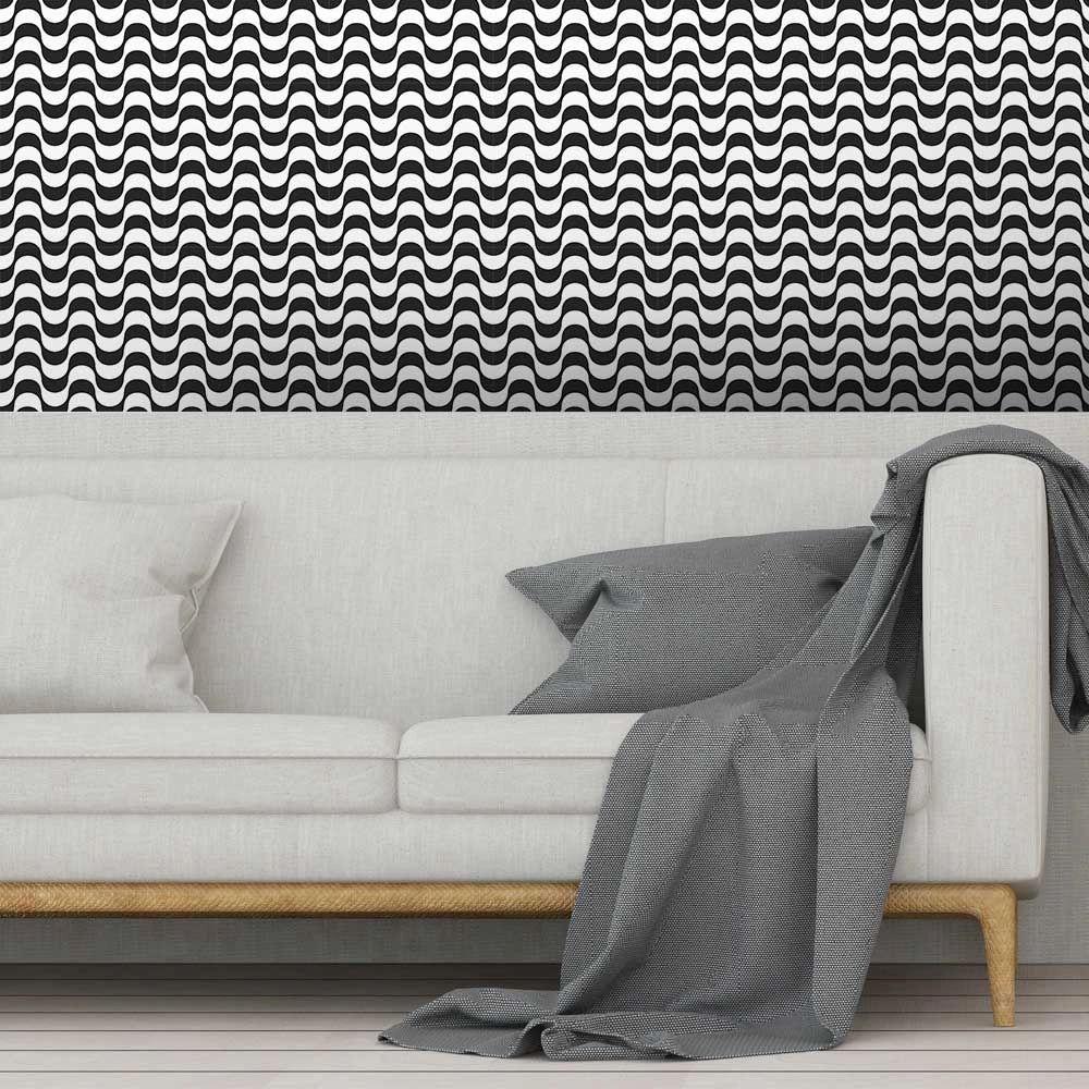 Saldão - Adesivo de Azulejo Calçadão Copabana 15x15 cm