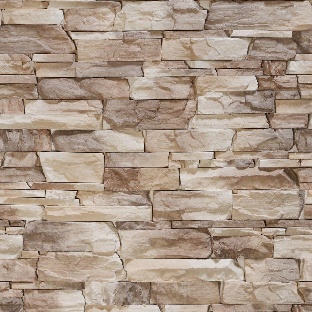 Saldão - Papel de Parede Pedras Canjiquinha 21 0,60x2,50m