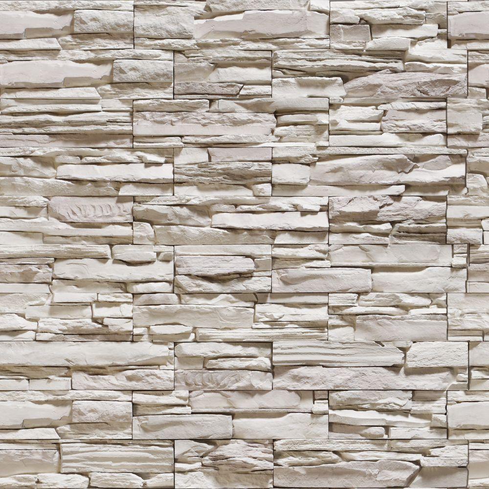 Saldão - Papel de Parede Pedras Canjiquinha 24 0,60x3,00m