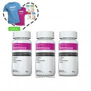 Combo Testofemme ® 03 potes c/ 60 cápsulas cada. (Vitaminas Para Elas) + (grátis) Moove Slim + Moove Fiber + Moove Energy + Moove Hydrate + Camiseta + 15% off