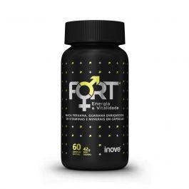 Fort Energia & Vitalidade - C/ 60 cápsulas softgel.