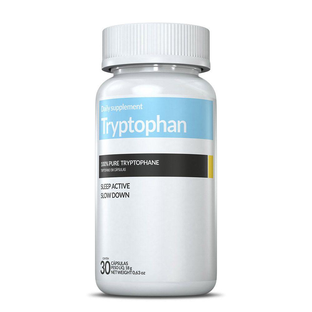 Triptofano c/ 30 cápsulas.   - INOVE NUTRITION