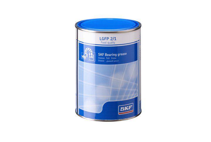 Graxa Atóxica para Industria Alimentícia LGFP 2/1 Lata de 1 Kg - SKF