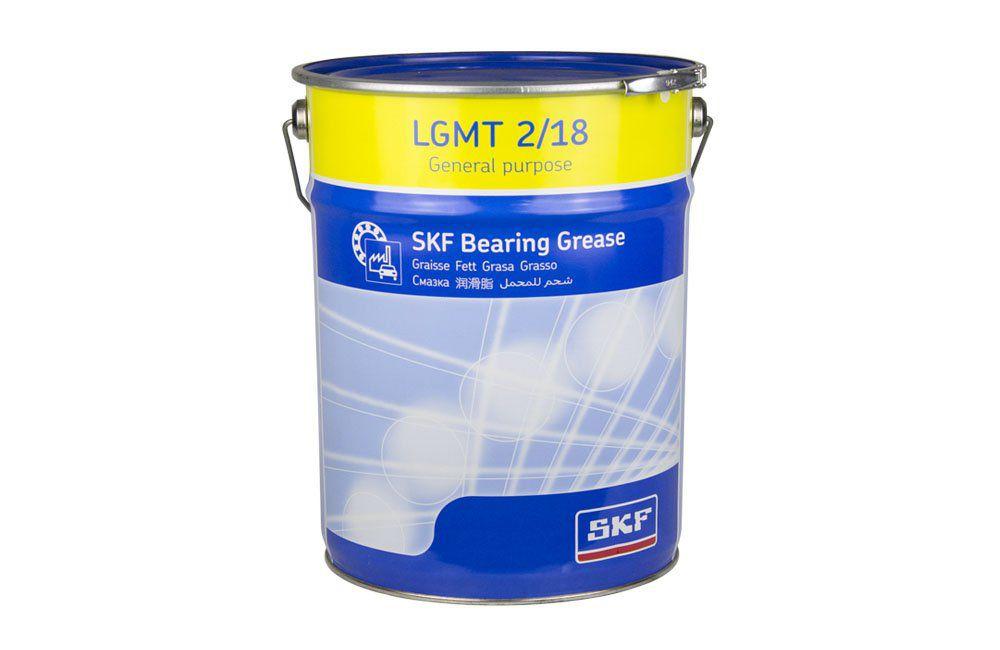Graxa Industrial e Automotiva de Uso Geral LGMT 2/18 Balde de 18 Kg - SKF