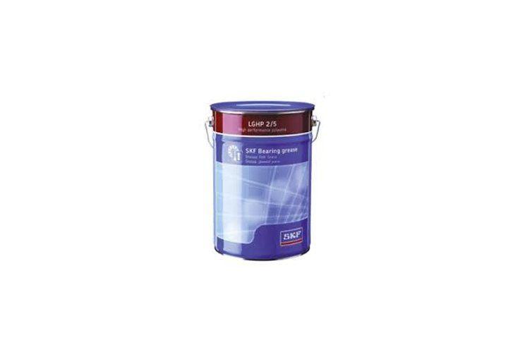 Graxa para Alto Desempenho e Alta Temperatura LGHP 2/5 Lata de 5 Kgs - SKF