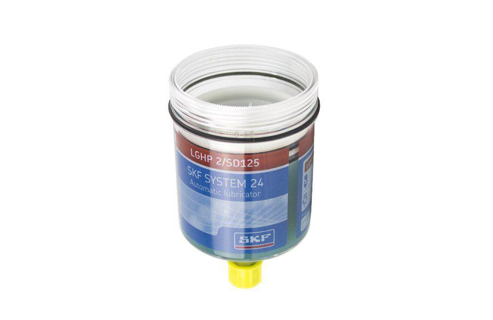 Refil para Lubrificador Automático com Graxa LGHP 2/SD125 com 125 gramas - SKF