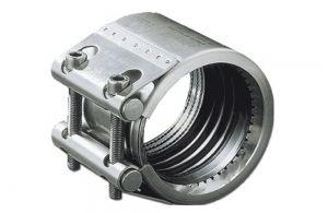 ACOPLAMENTO STRAUB METAL GRIP NBR/PVC 168.3 MM