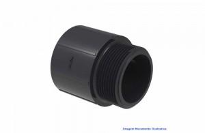 ADAPTADOR CURTO L/R PVC-U SCH80 TIGRE DN 3/4 NPT