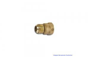 CONECTOR RF BRONZE ELUMA 303 DN 10 mm X 1/2