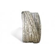 Gaxeta de Fibra de Rami com Óleo Mineral e Parafina QUIMGAX® 2153