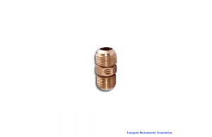 NIPLE BRONZE ELUMA 300 DN 10 MM
