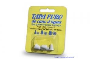 TAPA FURO CANO DAGUA