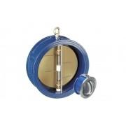 Válvula de Retenção Dupla Portinhola (Dual-Flap)