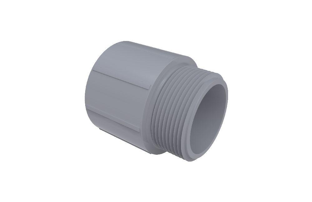 Adaptador Curto L/R - CPVC - PVC