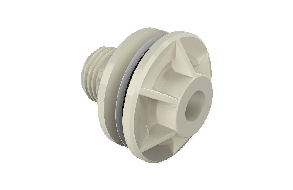 Adaptador para Caixa D'Agua - Aquatherm - PVC