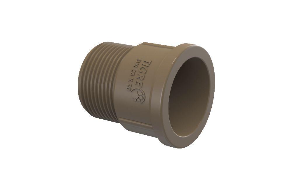 Adaptador Soldável Curto - PVC