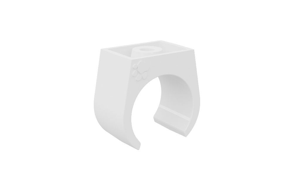 Braçadeira Roscável - PVC