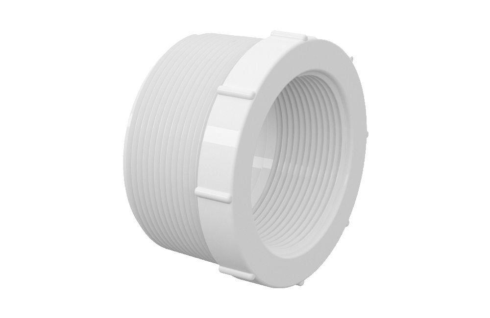 Bucha de Redução Roscável - PVC