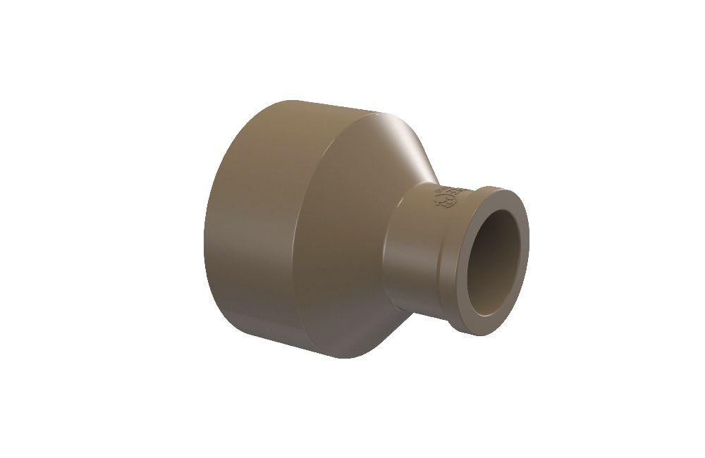 Bucha de Redução Soldável Longa - PVC