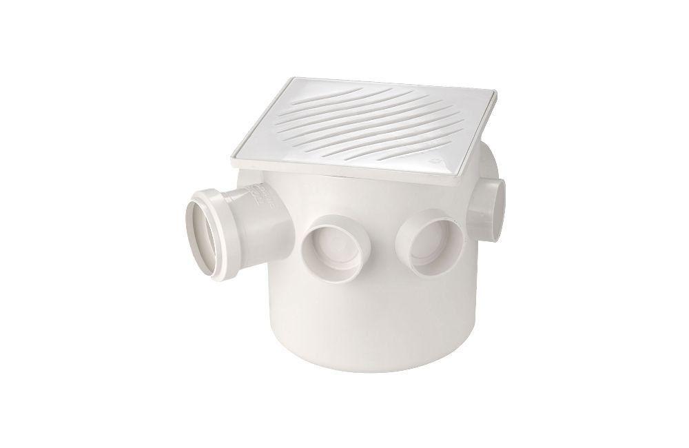 Caixa Sifonada Montada - Esgoto - PVC