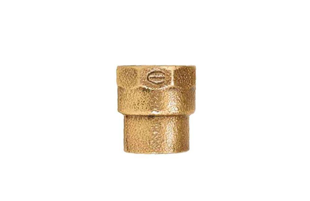 Conector Rosca Fêmea (RF) de Cobre (603)
