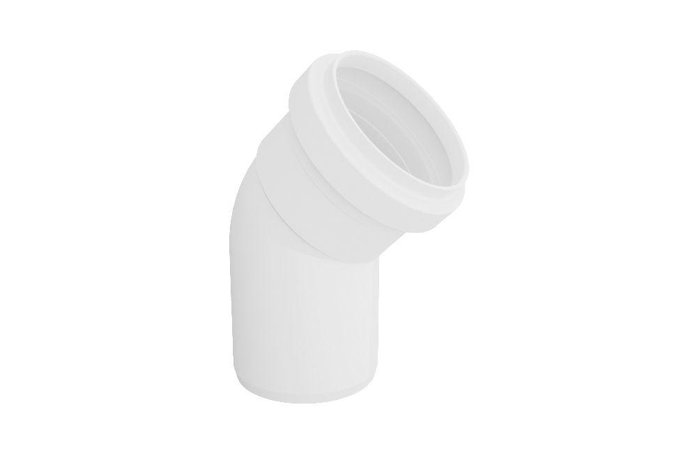 Cotovelo 45° - Esgoto - PVC
