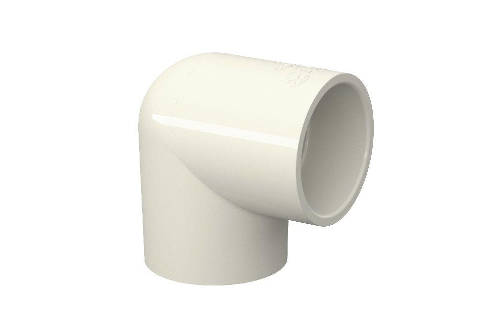 Cotovelo 90° - Aquatherm - PVC