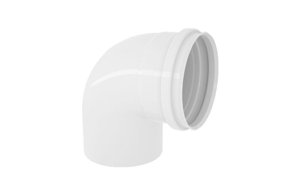 Cotovelo 90° - Esgoto - PVC
