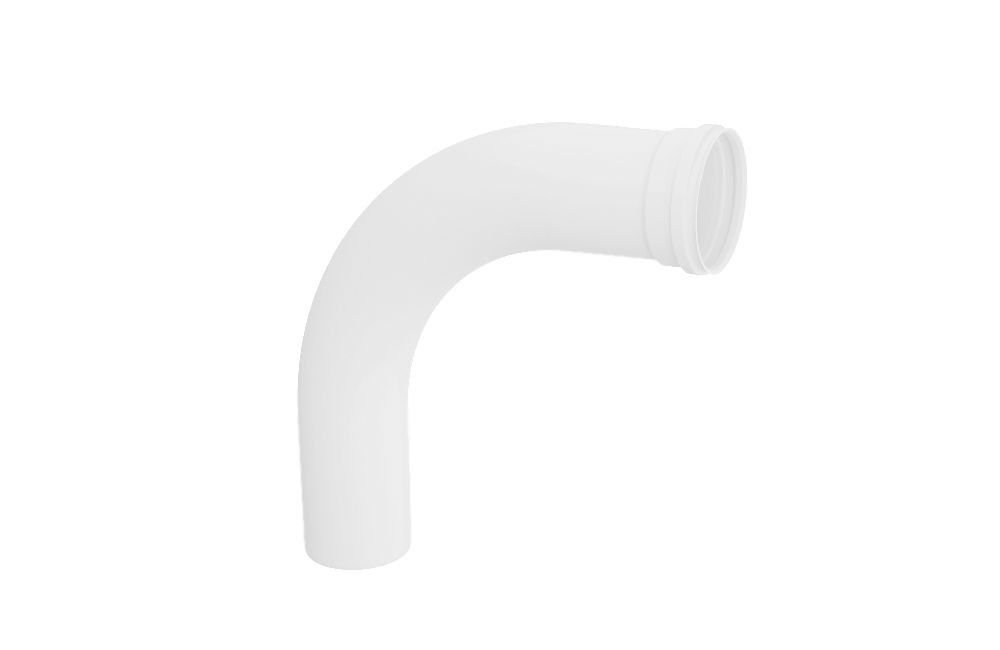 Curva 90° Longa - Esgoto - PVC