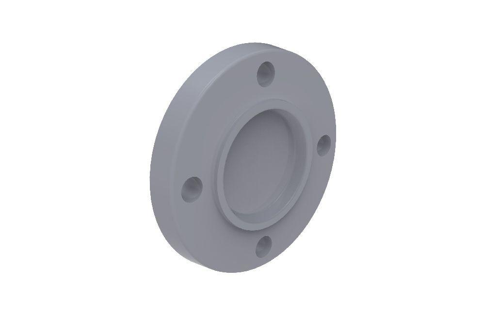 Flange Cego - CPVC - PVC