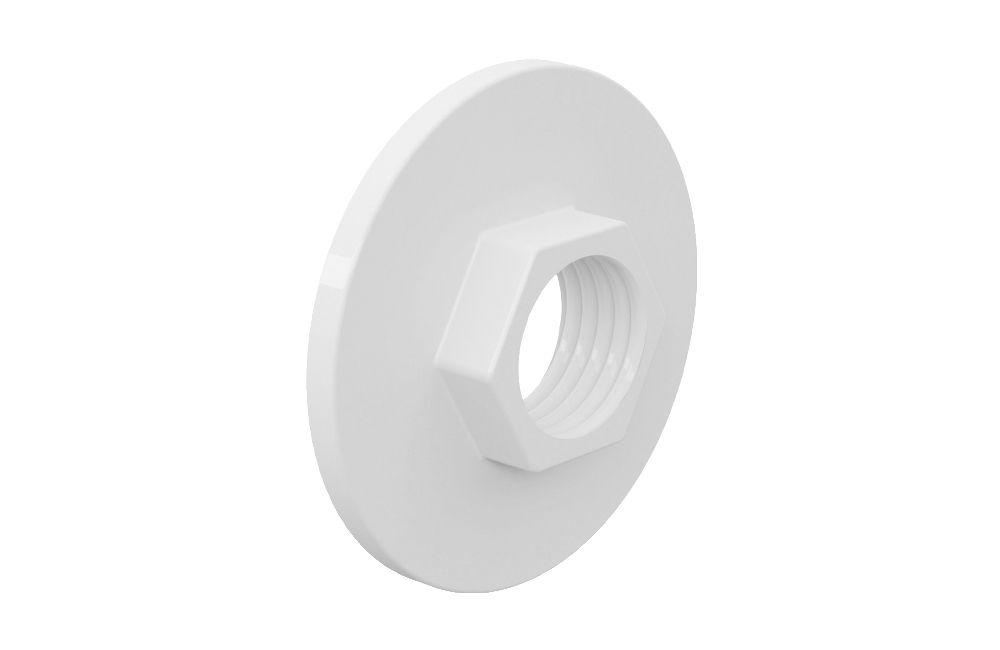 Flange Roscável com Sextavado - PVC
