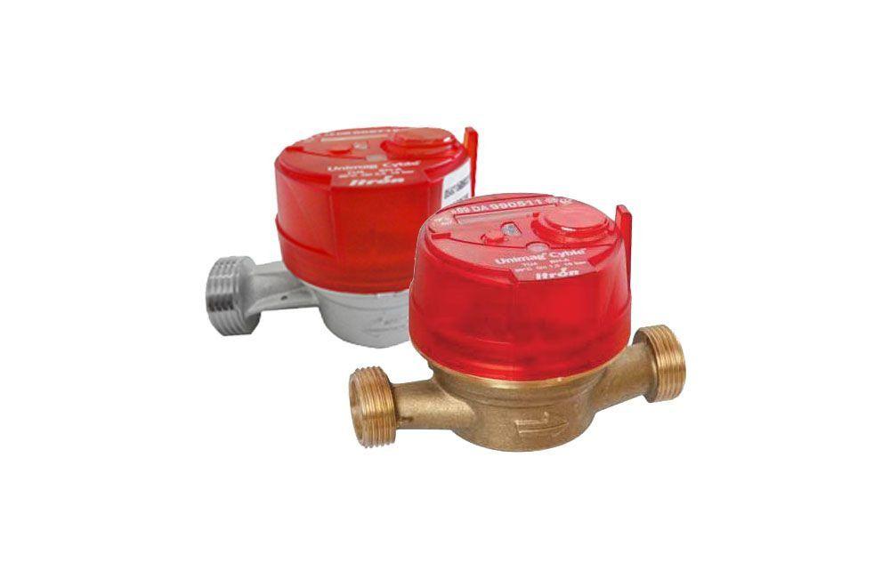 Hidrômetro (Medidor de Água) - Unijato/Multijato - Água Quente
