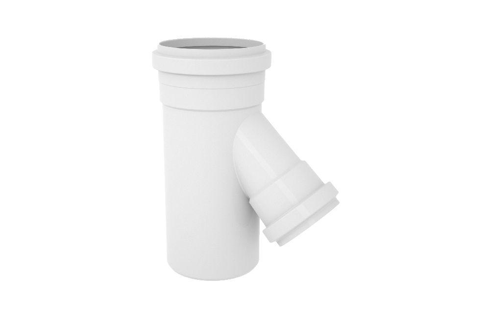 Junção Invertida - Esgoto - PVC