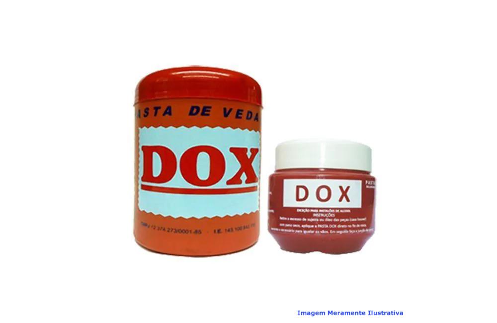 LATA PASTA DOX 500GR