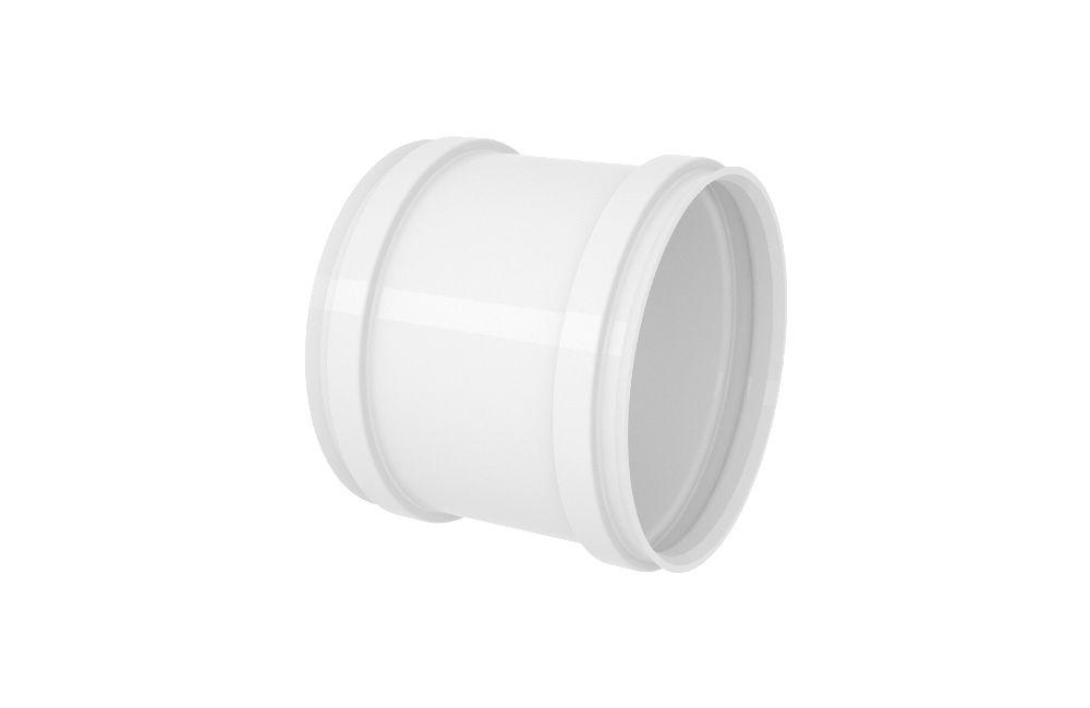 Luva de Correr - Esgoto - PVC