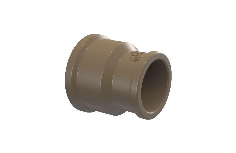Luva de Redução Soldável - PVC