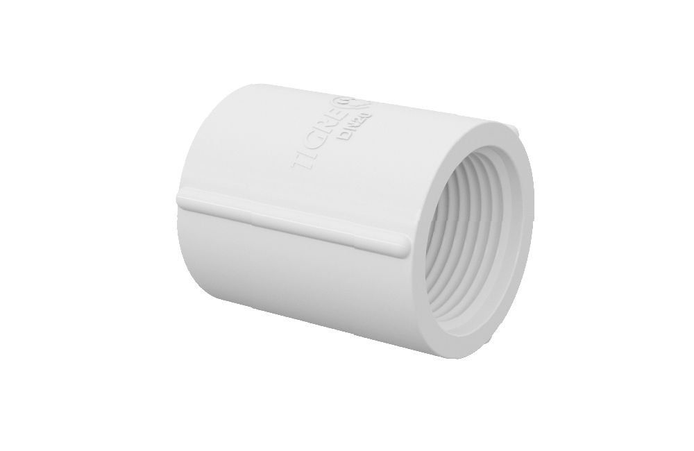 Luva Roscável - PVC