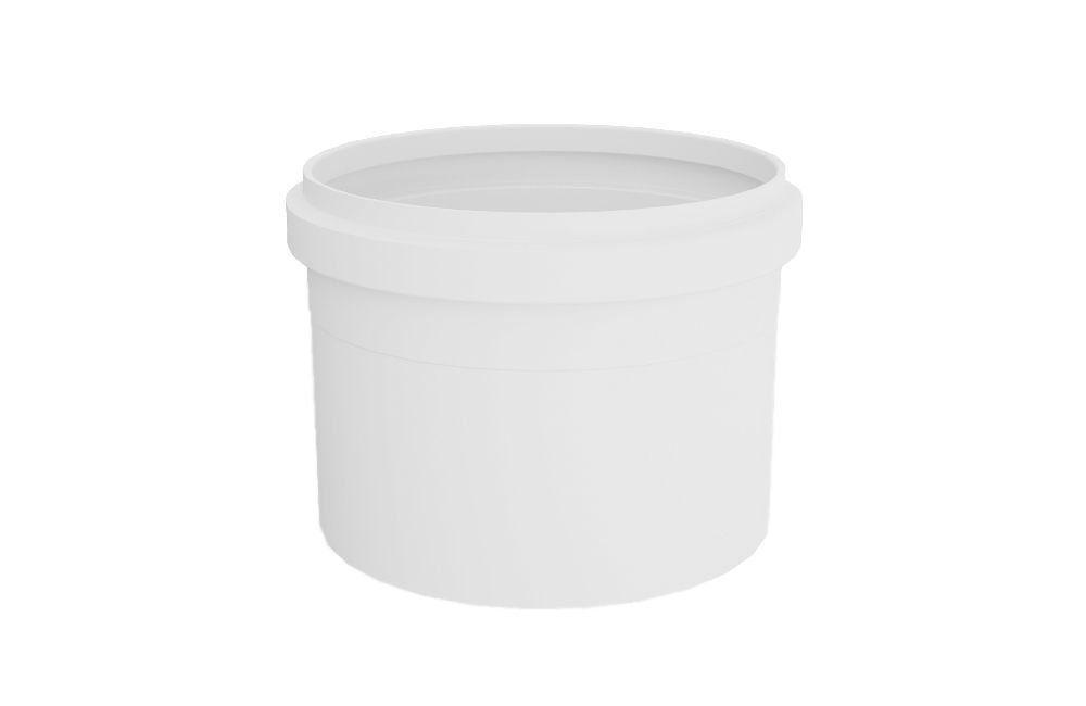 Luva Simples - Esgoto - PVC