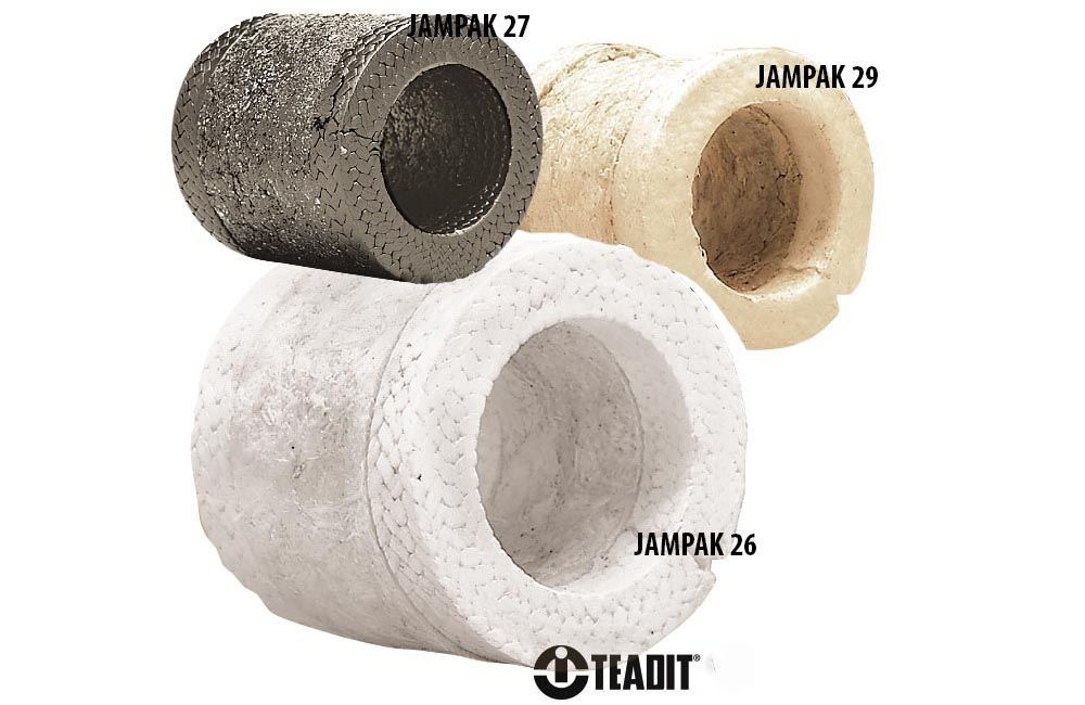 Massa Injetável para Engaxetamento - Jampak® 26, 27 e 29