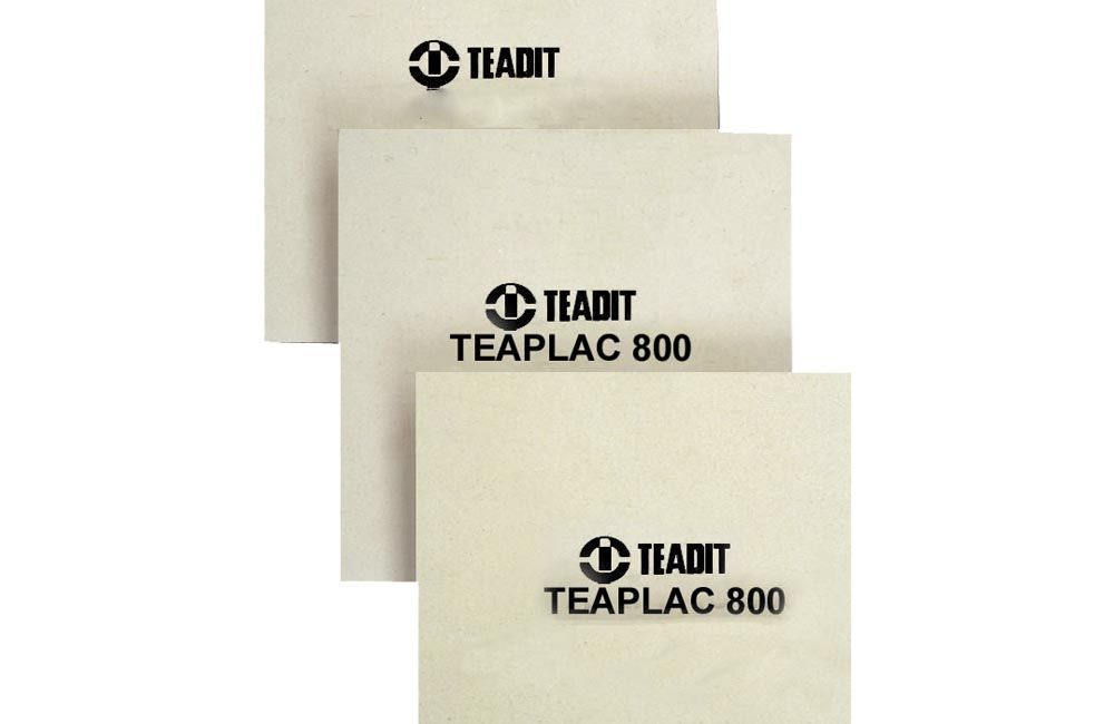 Papelão Isolante Térmico Teaplac® 800