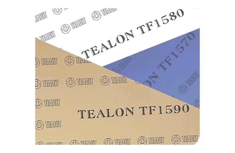 Placa - Tealon® - TF1570, TF1580 e TF 1590