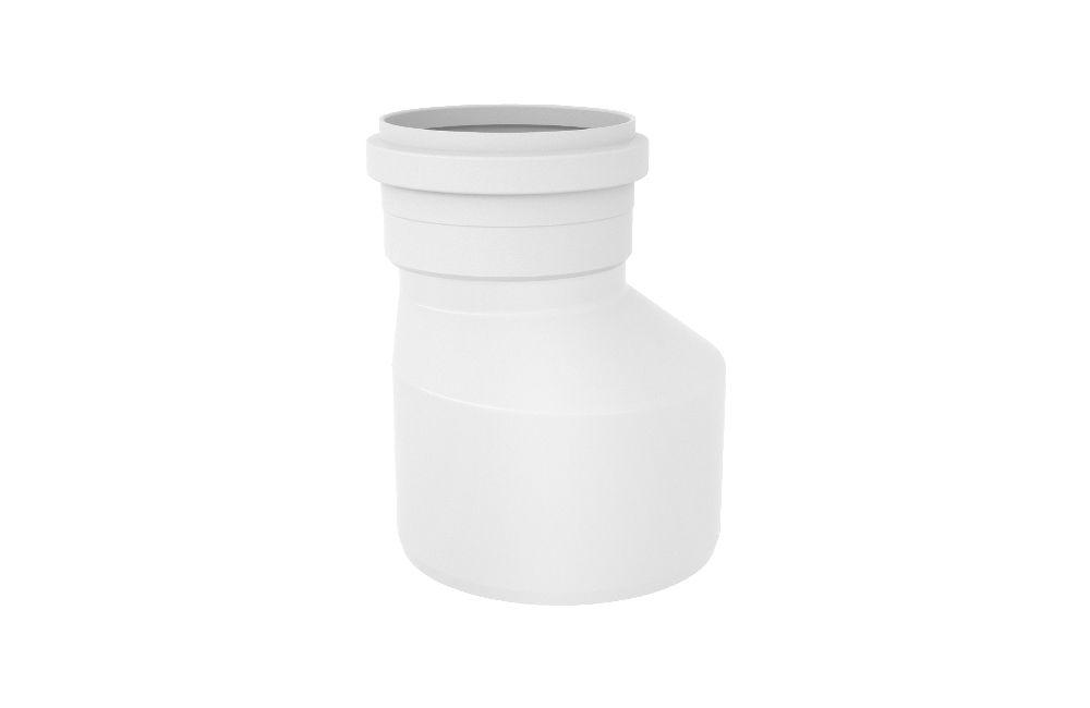 Redução Excêntrica - Esgoto - PVC