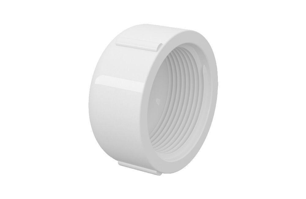 Tampão Roscável - PVC