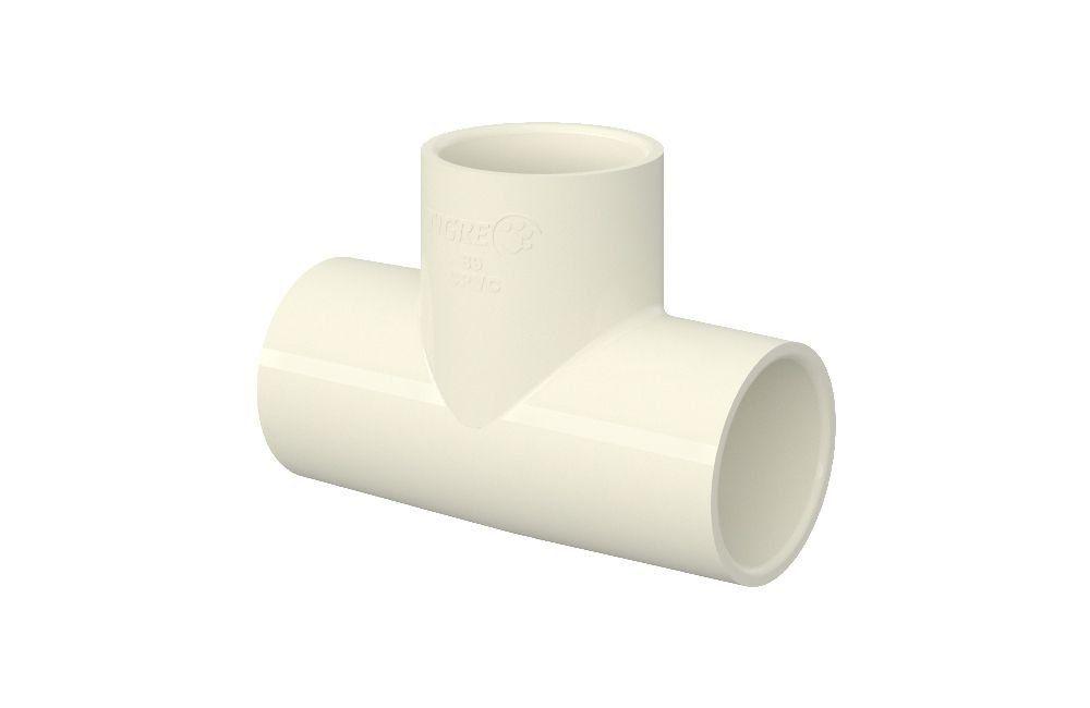 Te 90° - Aquatherm - PVC