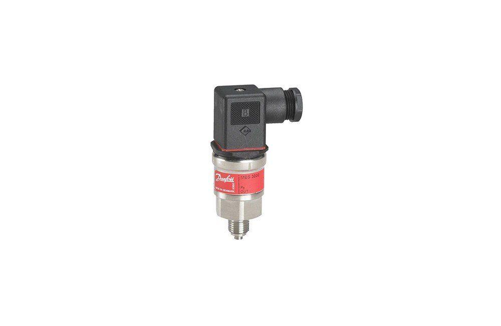 Transmissores de pressão compactos ( MBS 3000 )
